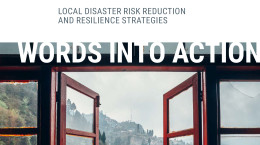 Local DRR Strategies Cover